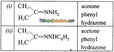 TN Board 12th Chemistry Important Questions Chapter 12 Carbonyl Compounds and Carboxylic Acids 49