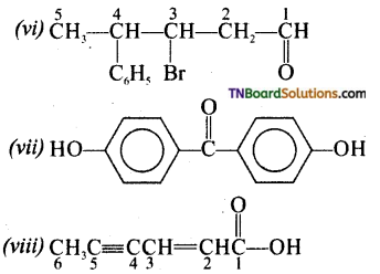 TN Board 12th Chemistry Important Questions Chapter 12 Carbonyl Compounds and Carboxylic Acids 5