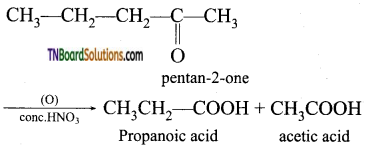 TN Board 12th Chemistry Important Questions Chapter 12 Carbonyl Compounds and Carboxylic Acids 52