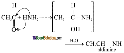 TN Board 12th Chemistry Important Questions Chapter 12 Carbonyl Compounds and Carboxylic Acids 54
