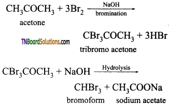 TN Board 12th Chemistry Important Questions Chapter 12 Carbonyl Compounds and Carboxylic Acids 57