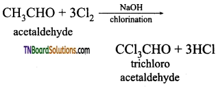 TN Board 12th Chemistry Important Questions Chapter 12 Carbonyl Compounds and Carboxylic Acids 59