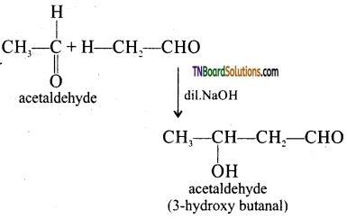 TN Board 12th Chemistry Important Questions Chapter 12 Carbonyl Compounds and Carboxylic Acids 61