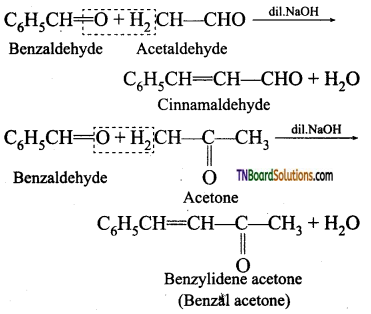 TN Board 12th Chemistry Important Questions Chapter 12 Carbonyl Compounds and Carboxylic Acids 68