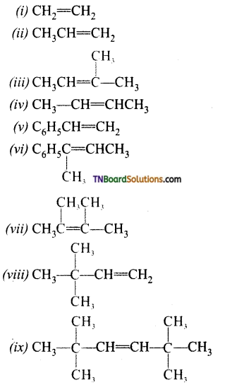 TN Board 12th Chemistry Important Questions Chapter 12 Carbonyl Compounds and Carboxylic Acids 7