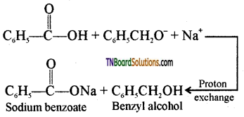 TN Board 12th Chemistry Important Questions Chapter 12 Carbonyl Compounds and Carboxylic Acids 72