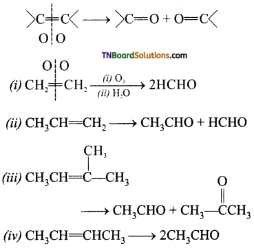 TN Board 12th Chemistry Important Questions Chapter 12 Carbonyl Compounds and Carboxylic Acids 8