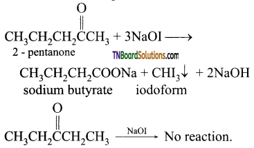 TN Board 12th Chemistry Important Questions Chapter 12 Carbonyl Compounds and Carboxylic Acids 87