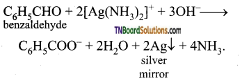 TN Board 12th Chemistry Important Questions Chapter 12 Carbonyl Compounds and Carboxylic Acids 88