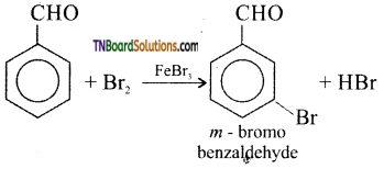 TN Board 12th Chemistry Important Questions Chapter 12 Carbonyl Compounds and Carboxylic Acids 90