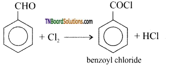 TN Board 12th Chemistry Important Questions Chapter 12 Carbonyl Compounds and Carboxylic Acids 93