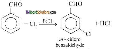 TN Board 12th Chemistry Important Questions Chapter 12 Carbonyl Compounds and Carboxylic Acids 94