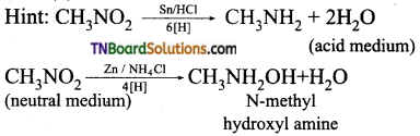 TN Board 12th Chemistry Important Questions Chapter 13 Organic Nitrogen Compounds 100