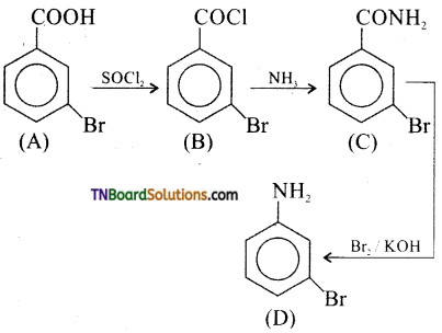 TN Board 12th Chemistry Important Questions Chapter 13 Organic Nitrogen Compounds 111
