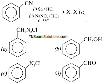 TN Board 12th Chemistry Important Questions Chapter 13 Organic Nitrogen Compounds 112