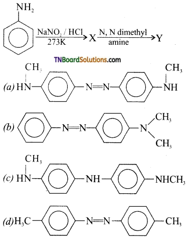 TN Board 12th Chemistry Important Questions Chapter 13 Organic Nitrogen Compounds 115