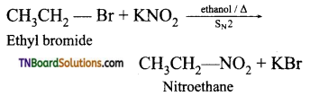 TN Board 12th Chemistry Important Questions Chapter 13 Organic Nitrogen Compounds 12