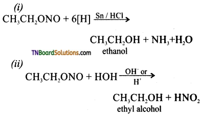 TN Board 12th Chemistry Important Questions Chapter 13 Organic Nitrogen Compounds 24