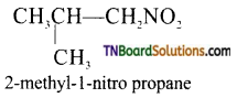 TN Board 12th Chemistry Important Questions Chapter 13 Organic Nitrogen Compounds 3