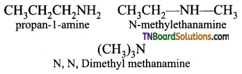 TN Board 12th Chemistry Important Questions Chapter 13 Organic Nitrogen Compounds 35