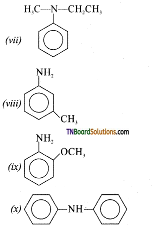 TN Board 12th Chemistry Important Questions Chapter 13 Organic Nitrogen Compounds 38