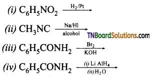 TN Board 12th Chemistry Important Questions Chapter 13 Organic Nitrogen Compounds 43