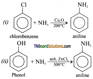 TN Board 12th Chemistry Important Questions Chapter 13 Organic Nitrogen Compounds 45