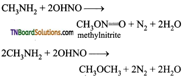 TN Board 12th Chemistry Important Questions Chapter 13 Organic Nitrogen Compounds 48