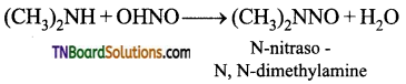 TN Board 12th Chemistry Important Questions Chapter 13 Organic Nitrogen Compounds 49