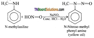 TN Board 12th Chemistry Important Questions Chapter 13 Organic Nitrogen Compounds 55