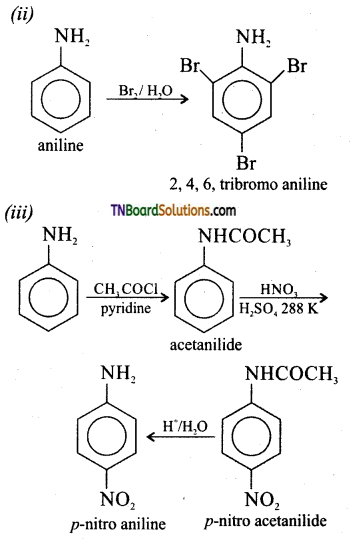 TN Board 12th Chemistry Important Questions Chapter 13 Organic Nitrogen Compounds 60