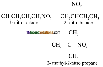 TN Board 12th Chemistry Important Questions Chapter 13 Organic Nitrogen Compounds 7