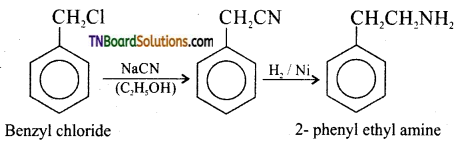 TN Board 12th Chemistry Important Questions Chapter 13 Organic Nitrogen Compounds 74