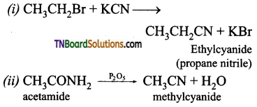 TN Board 12th Chemistry Important Questions Chapter 13 Organic Nitrogen Compounds 75