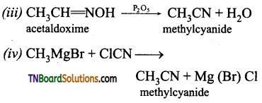 TN Board 12th Chemistry Important Questions Chapter 13 Organic Nitrogen Compounds 76