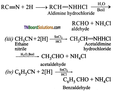 TN Board 12th Chemistry Important Questions Chapter 13 Organic Nitrogen Compounds 80