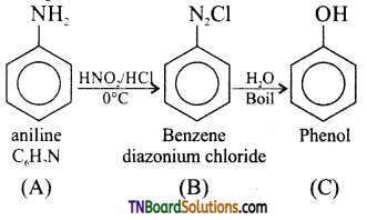 TN Board 12th Chemistry Important Questions Chapter 13 Organic Nitrogen Compounds 92