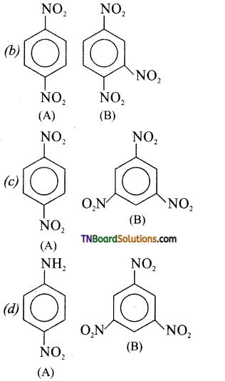 TN Board 12th Chemistry Important Questions Chapter 13 Organic Nitrogen Compounds 99