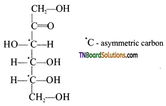 TN Board 12th Chemistry Important Questions Chapter 14 Biomolecules 17