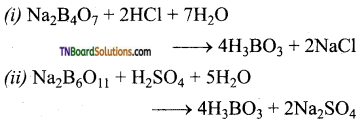 TN Board 12th Chemistry Important Questions Chapter 2 p-Block Elements – I 13