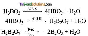 TN Board 12th Chemistry Important Questions Chapter 2 p-Block Elements – I 57