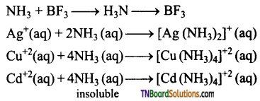 TN Board 12th Chemistry Important Questions Chapter 3 p-Block Elements – II 10