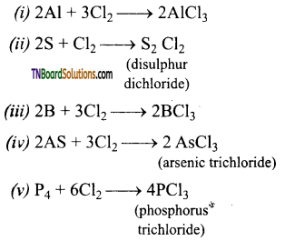 TN Board 12th Chemistry Important Questions Chapter 3 p-Block Elements – II 110