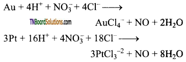 TN Board 12th Chemistry Important Questions Chapter 3 p-Block Elements – II 123