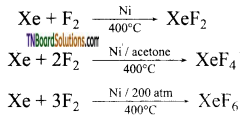 TN Board 12th Chemistry Important Questions Chapter 3 p-Block Elements – II 142