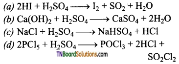 TN Board 12th Chemistry Important Questions Chapter 3 p-Block Elements – II 153