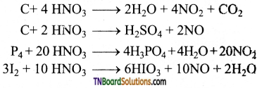 TN Board 12th Chemistry Important Questions Chapter 3 p-Block Elements – II 16