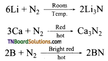 TN Board 12th Chemistry Important Questions Chapter 3 p-Block Elements – II 2