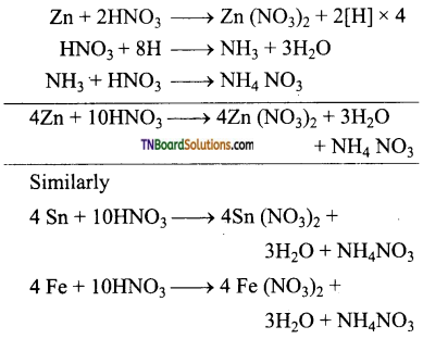 TN Board 12th Chemistry Important Questions Chapter 3 p-Block Elements – II 20