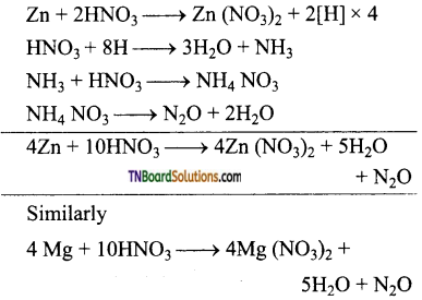 TN Board 12th Chemistry Important Questions Chapter 3 p-Block Elements – II 22